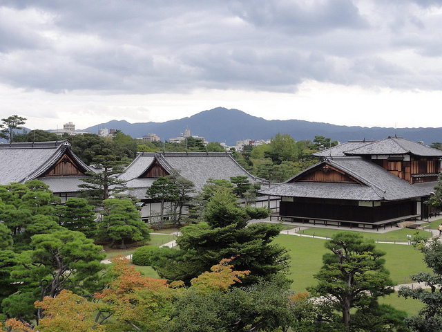 A Leisurely Walk Around Nijo Castle