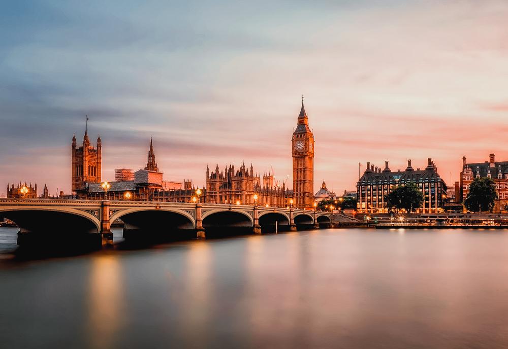 LONDON THINGS TO DO - BIG BEN